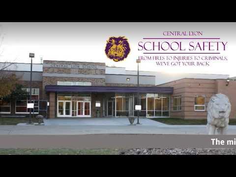 2017 Central Lyon Middle School Presents FINAL School Safety by Grant, Luke, Dalton