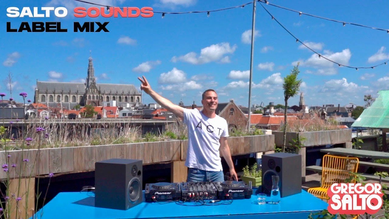 Gregor Salto - Salto Sounds label mix
