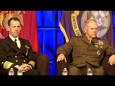 WEST 2017: Town Hall with the Sea Service Chiefs, Moderated by ADM James G. Stavridis, USN (Ret.)