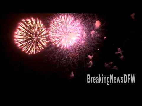 Addison, TX Kaboom Town Fireworks 2012