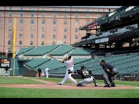 Empty Camden Yards for April 29, 2015 Baltimore Orioles Game