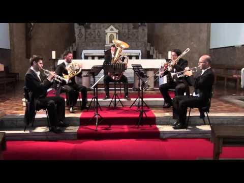 Wedding March  Home Brass Quintet