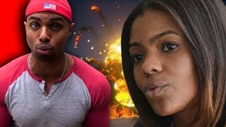 The Attack on Candace Owens?