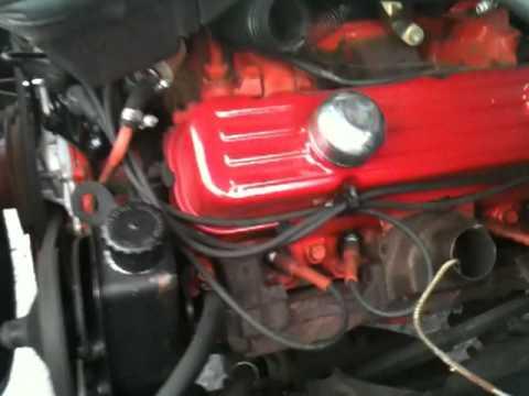 Buick 455 1970 SF engine idle - YouTube