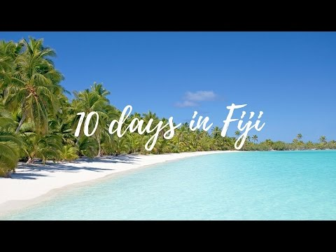 GoPro: Fiji | 10 DAYS IN PARADISE!