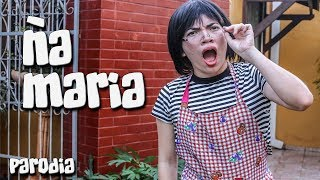 Ña Maria - Parodia (Maluma - Mala Mía) | Cero904 Video