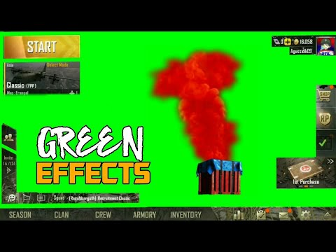 You Can Make PUBG Funny Video || Free Download & No Copyright || PUBG Green  Screen Effect
