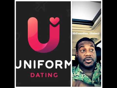 Military Dating App?!😳🙅🏿‍♂️