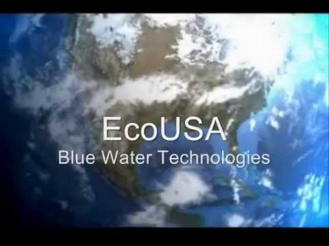 EcoBlue Applications - Waterfront Cleaning