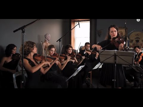Young & Beautiful - Lana Del Rey - Cover By The Stringspace Orchestra