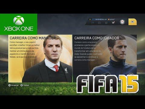 O COMEÇO !! - FIFA 15 - Modo Carreira #01 [Xbox One]