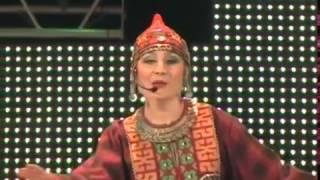 Чувашский эстрадно фольклорный ансамбль «Сарби»