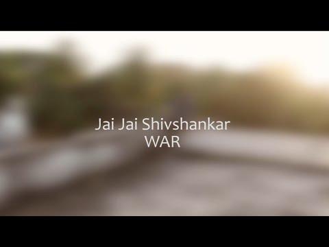 Jai Jai Shivshankar Dance Cover  Vishnu Sukumaran  Akshay Kumar  War
