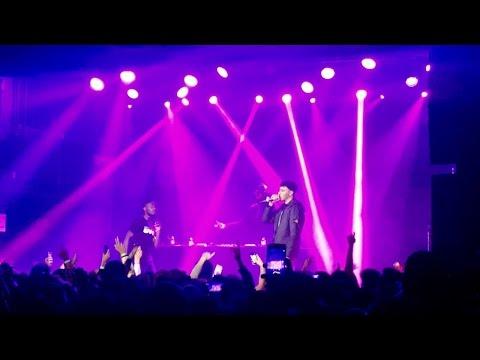 Dave & AJ Tracey | Toronto Concert Montage (Mod Club)