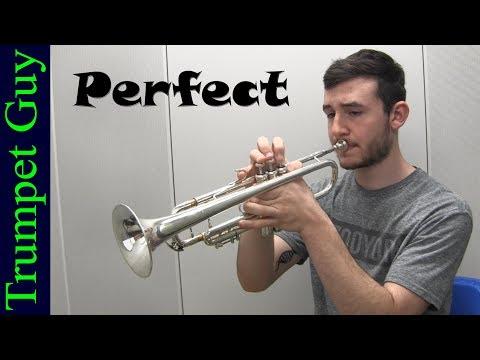 Ed Sheeran - Perfect (Trumpet Cover)