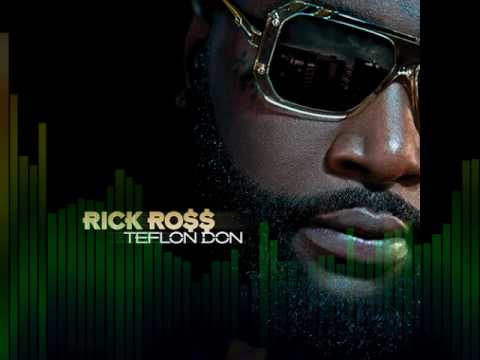 Rick Ross Ft. Kanye West - Live Fast, Die Young (lyrics)