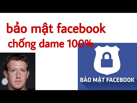 Hướng Dẫn Bảo Mật Facebook Chống Report 100%   Bờm Ròm Official