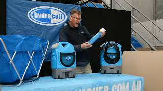 Hydrocell Tradie Coil Cleaner Intro