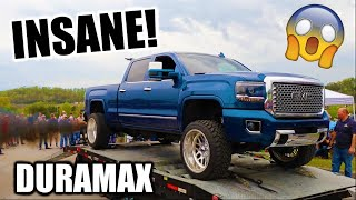 I PUT MY DURAMAX ON A DYNO! PUTS DOWN INSANE NUMBERS!