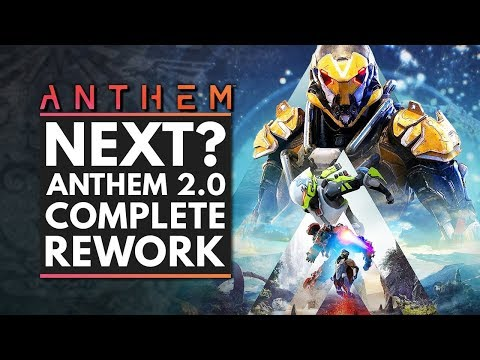 ANTHEM 2.0 | Massive Game Overhaul?! BioWare's Plans for Anthem Next