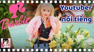 Khi Barbie là một Youtuber nổi tiếng, Phim búp bê ngắn / Ami DIY