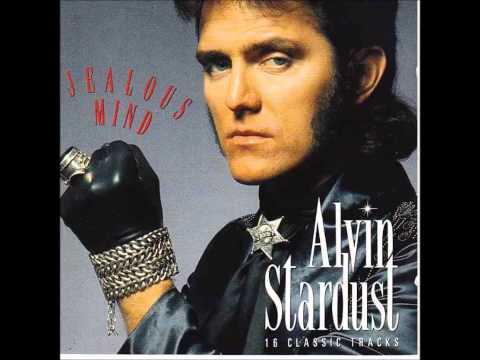 Alvin Stardust .    Red Dress . 1974.