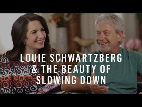 Louie Schwartzberg & Marie Forleo: The Beauty of Slowing Down