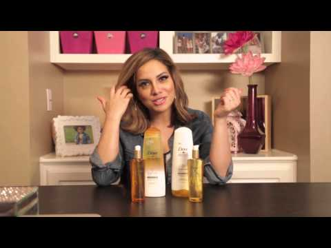 Win the Dove Pure Care Dry Oil Collection- giveaway
