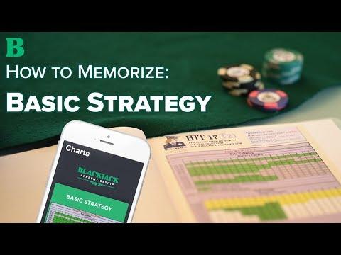 The Fastest Way to Memorize Blackjack Basic Strategy