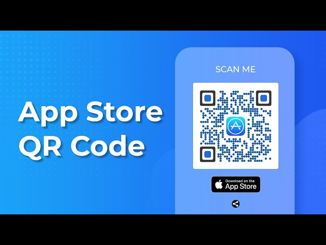 App Store QR Code: Create a single QR Code that links to multiple App stores