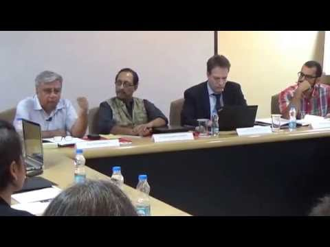 'Colonial conflict regulation, metaphors for defining the legal subject' | Panel | Nalsar University