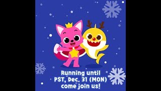 Join Pinkfong's Holiday Event   Winners From This Week   Pinkfong Toy Giveaway