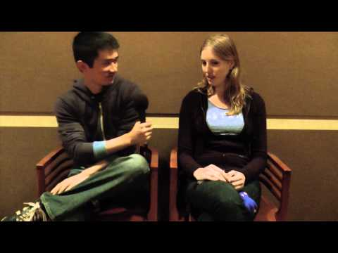 Sheever Interview @ The International 3 Day 1