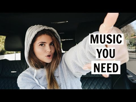 GET LIT WITH ME (MY CURRENT PLAYLIST) l Olivia Jade