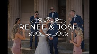 RENEE & JOSH'S WEDDING VIDEO