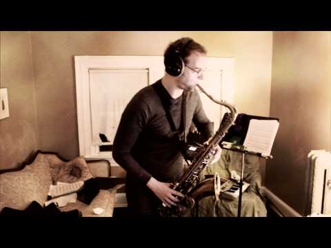 Doctor Who Theme written by Ron Grainer - Arranged by The Saxophone Warrior