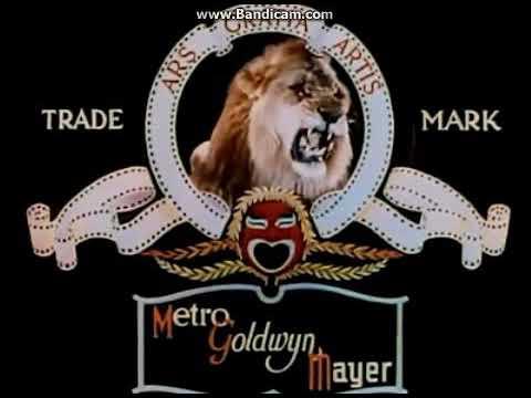 MGM Tanner The Lion Metro goldwyn mayer
