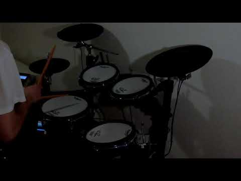 Mew - Behind The Drapes (Drum cover)