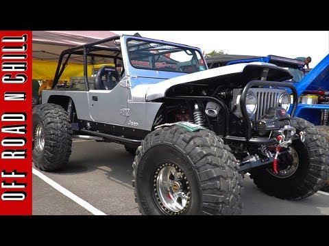 The Best Wrangler CJ Scrambler that you will ever seen!!!