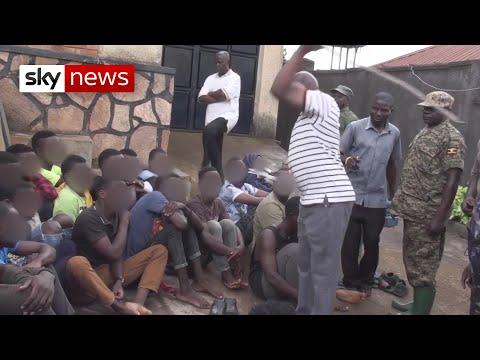 Coronavirus: LGBT groups targeted in Uganda