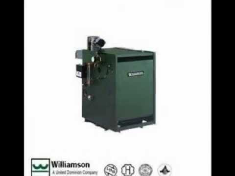 GSA-125-NI Electronic Ignition Gas Steam Boiler 81.5% - 1... - YouTube
