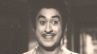 Kishore Kumar Best Comedy Scenes -  Bollywood Movie Half Ticket - Jukebox 50