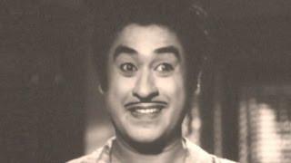 Kishore Kumar Best Comedy Scenes -  Bollywood Movie Half Ticket - Jukebox 50