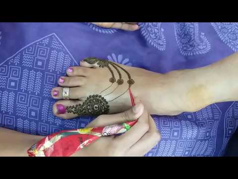 mehndi-designs-for-leg-easy-of-bridal-mehndi