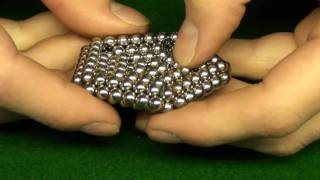 How To Make a Buckyballs Spinning Top. HD! Tutorial
