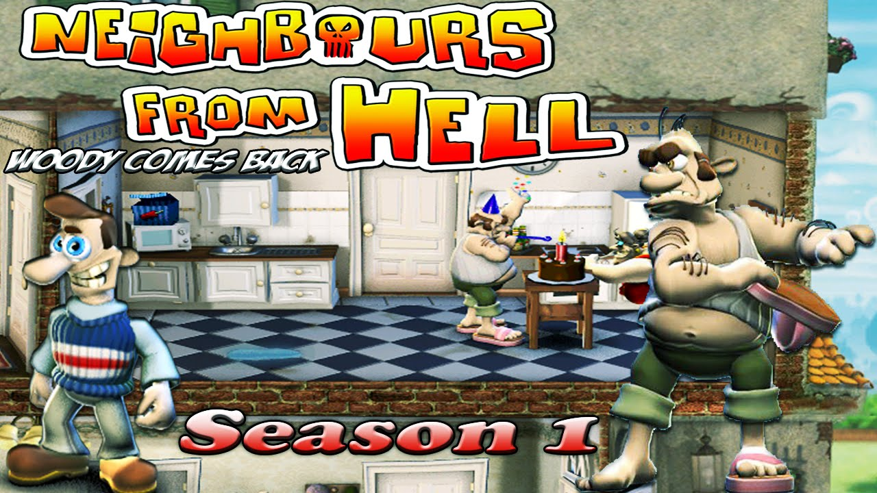 Neighbours from hell woody comes back downloads