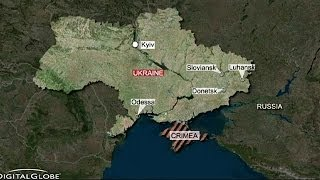 Ukraine army plane shot down by rebels