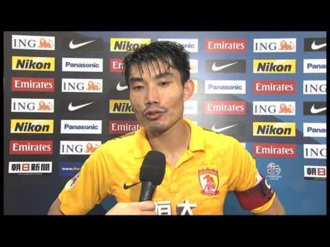 Interview: Zheng Zhi, midfielder and captain - Guangzhou Evergrande
