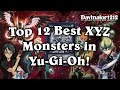 Top 12 Best XYZ Monsters in Yu-Gi-Oh!  (That Aren't Rank 4)