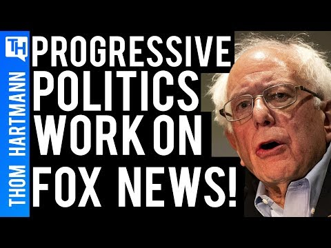 Did Bernie Sanders Just Win Over Fox News Viewers?